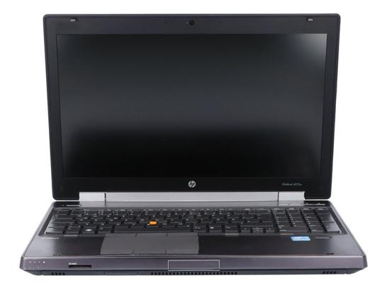 HP 8570W i7-3740M 8GB 240GB SSD FHD K2000M WIN 10 HOME