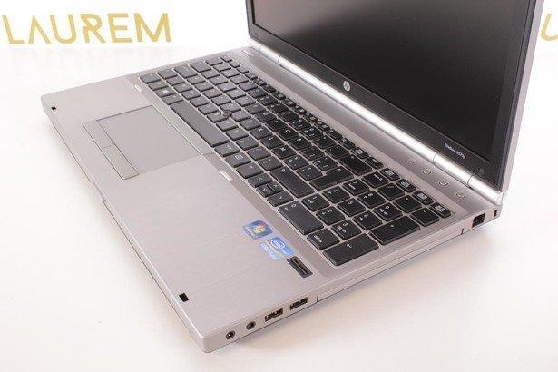 HP 8570p i5-3320M 4GB 240GB SSD HD+