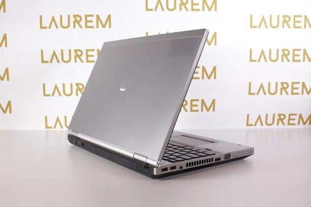 HP 8570p i5-3320M 4GB 240GB SSD HD+ WIN 10 HOME