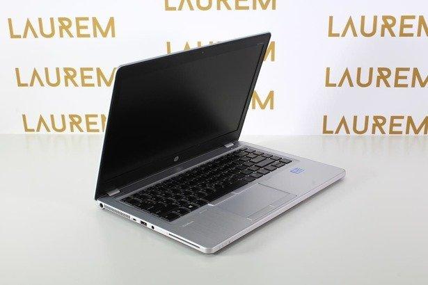 HP FOLIO 9470m i5-3427U 4GB 120SSD Win 10 Home