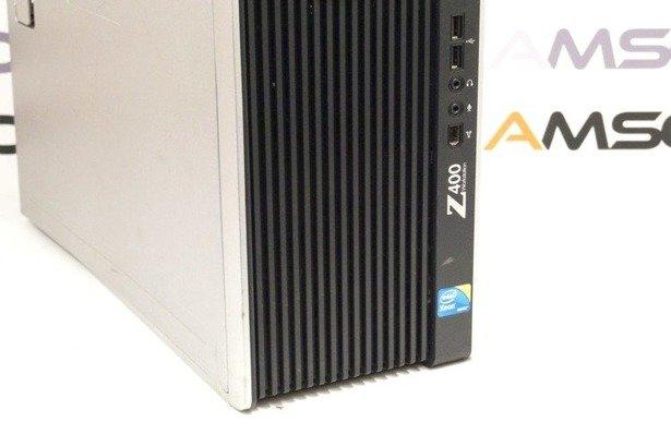 HP WorkStation Z400 W3520 4x2.66GHz 12GB 500GB DVD NVS