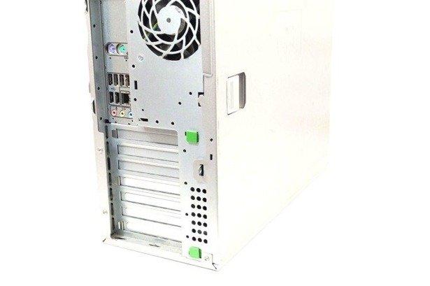 HP WorkStation Z400 W3550 4x3.06GHz 8GB 500GB DVD NVS Windows 10 Home PL