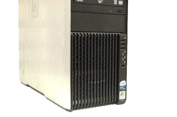 HP WorkStation Z600 E5520 4x2.26GHz 8GB 500GB NVS DVD Windows 10 Home PL
