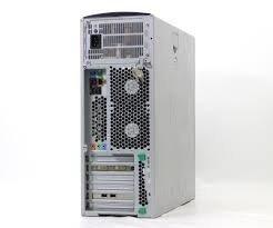HP XW6600 E5405 4GB 500GB HDD NVS WIN 10 PRO