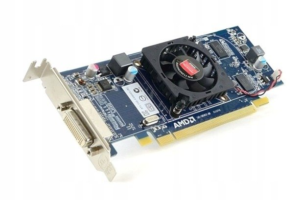 Karta Graficzna AMD RADEON HD6350 512MB LowProfile