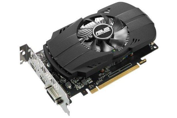 Karta Graficzna ASUS GeForce GTX 1050 Ti Phoenix 4GB
