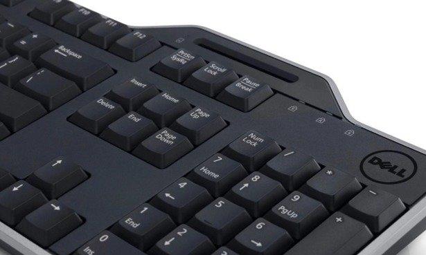 Klawiatura USB Dell KB813 - QWERTY US