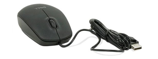 Mysz Dell MS111 USB 1000DPI Optyczna