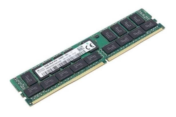 Pamięć RAM SK HYNIX 32GB DDR4 2400MHz PC4-2400T-R ECC BUFFERED