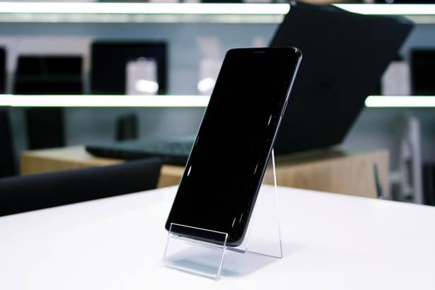 """Samsung Galaxy S9 Black Midnight 5.8"""" 4GB 64GB"""