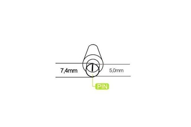 ZASILACZ DO HP 90W 19.5V 4.62A 90W 7,4x5,0mm